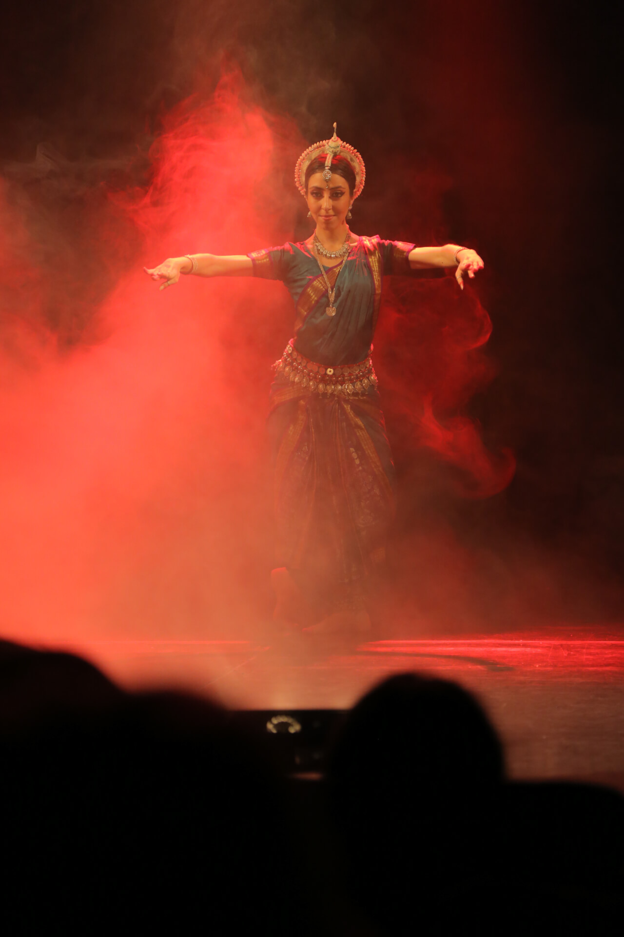 Mahina Khanum - Danse Odissi