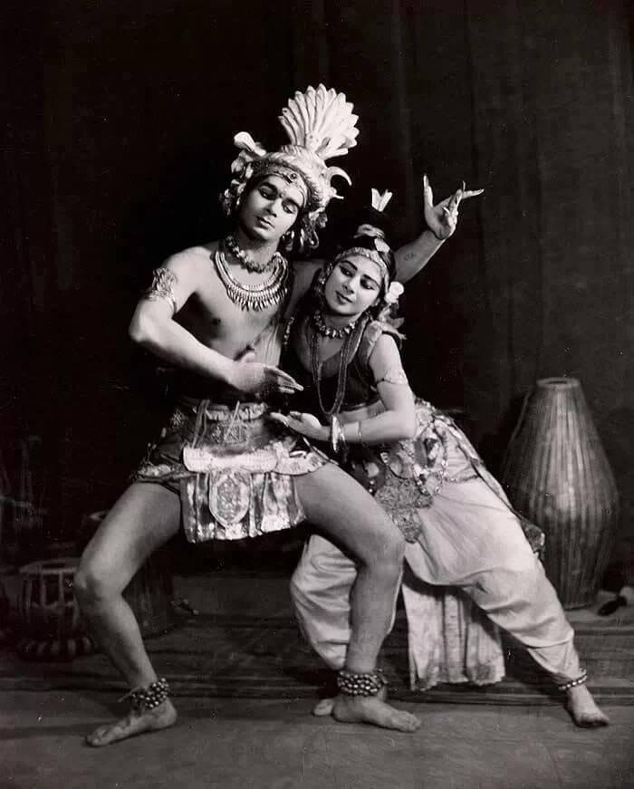 Mahina Khanum festival danses classiques indiennes Mouvements émouvants