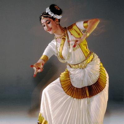 Brigitte Chataignier Mohini Attam Festival de danses classiques indiennes Mouvements Emouvants