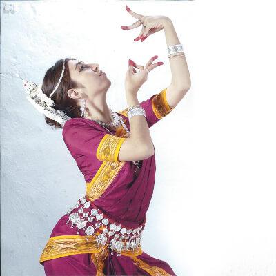 Mahina Khanum Odissi Festival de danses classiques indiennes Mouvements Emouvants
