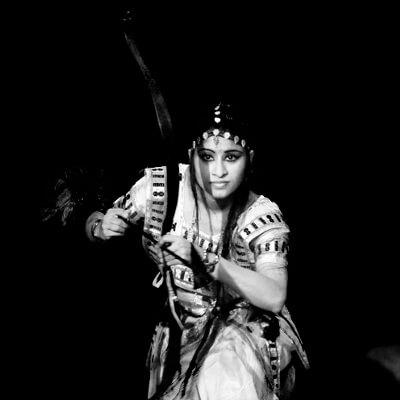 Meena Kanakabati Sattriya Festival de danses classiques indiennes Mouvements Emouvants