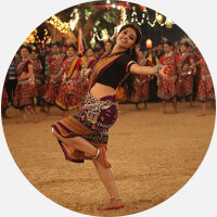 Danse Sambalpuri Bollywood Folk