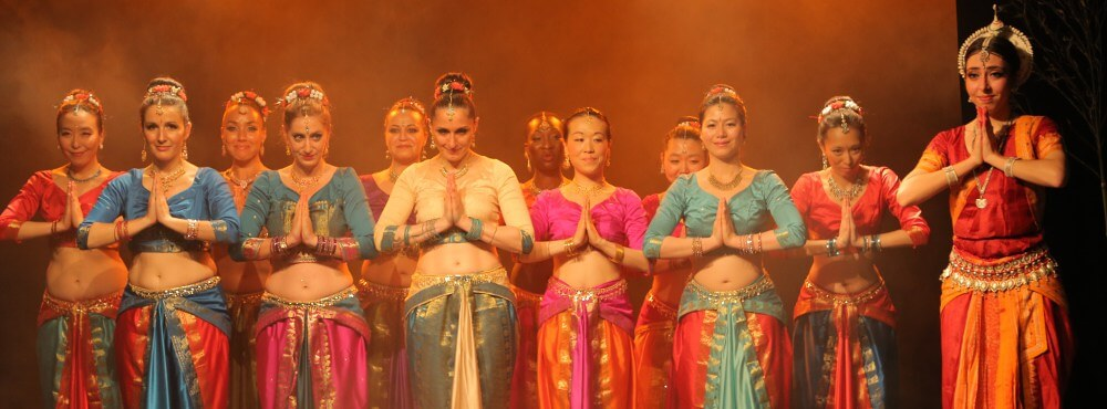 Mahina Khanum stages danse Odissi