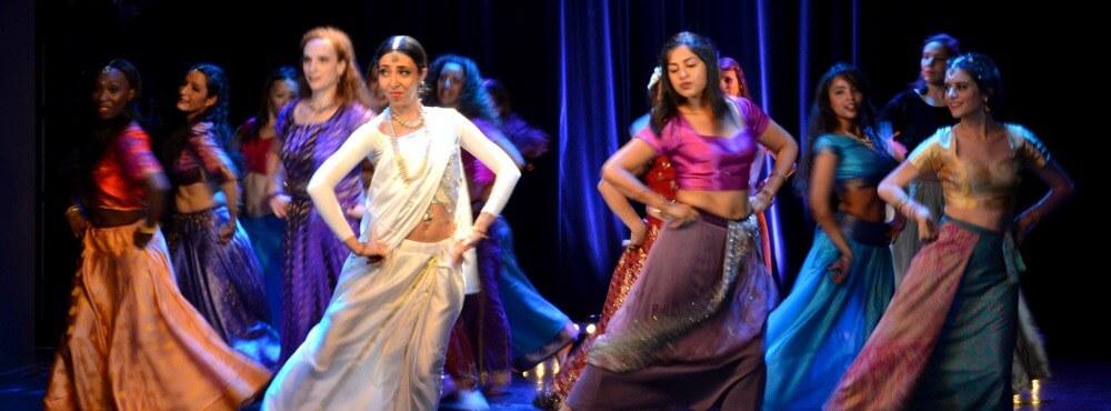 Mahina Khanum cours danse Bollywood