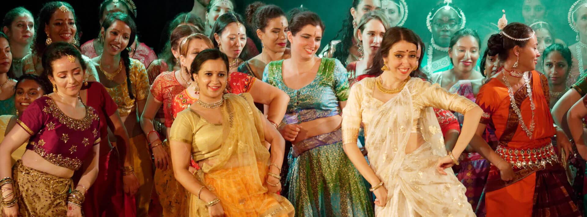 Mahina Khanum cours de danse indienne