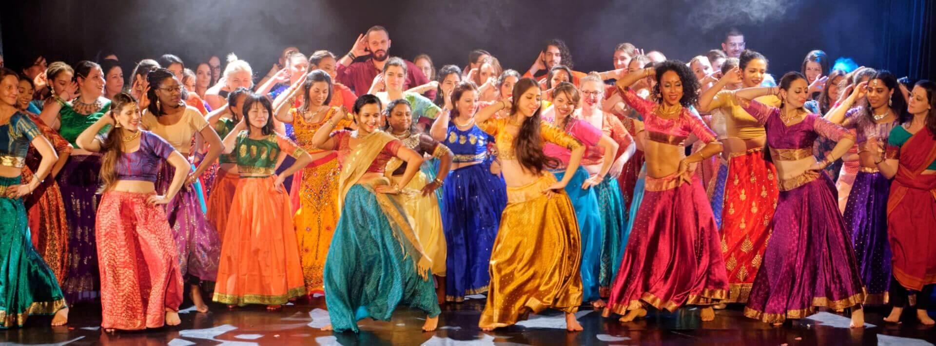 Mahina Khanum cours de danse bollywood
