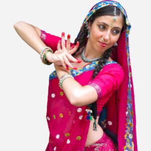 Mahina Khanum cours de danse indienne en ligne